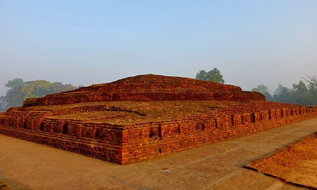 21 Stupa, Kapilavastu