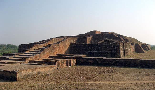 Anathapindika's Stupa in Shravasti