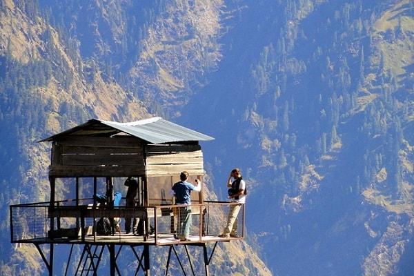 Auli - Skiing Paradise