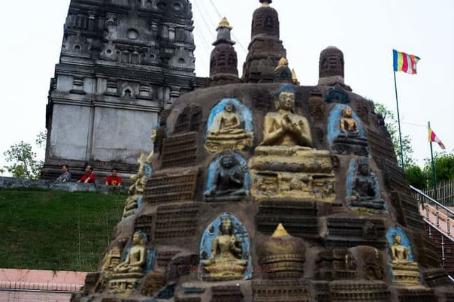 Bodh Gaya Buddha Temple