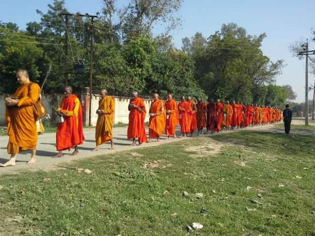 Chanting Ceremony Sankasya