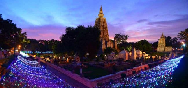 Mahabodhi Templea