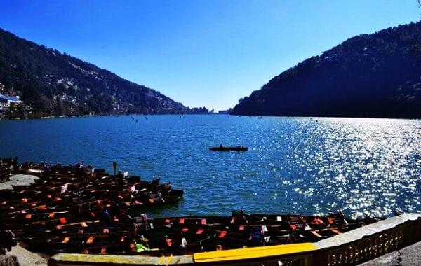 Naini-lake-Nainital