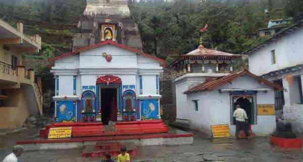 Guptkashi Temple