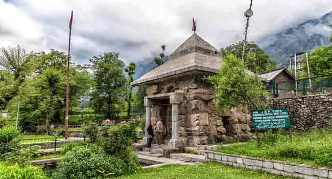 mamleshwar temple pahalgam
