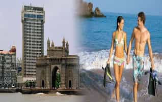 Goa Mumbai Beaches Tour<