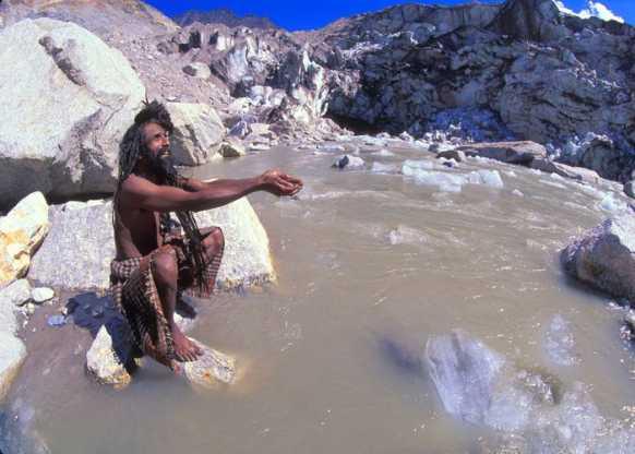 gomukh source of ganga