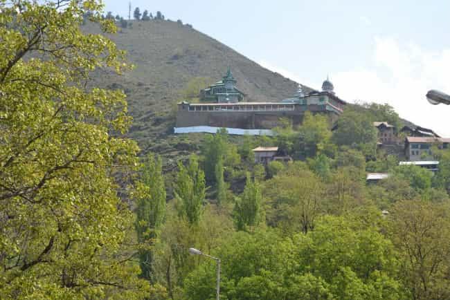 Aishmuqam Shrine