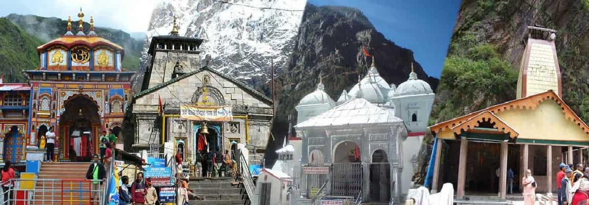 Char Dham of Uttarakhand