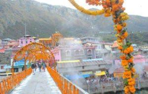 badrinath temple yatra