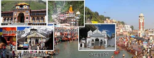 chardham yatra from Jaipur