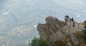 Mountaineering in Nainital
