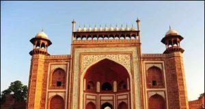 Main Gateway of Taj Mahal