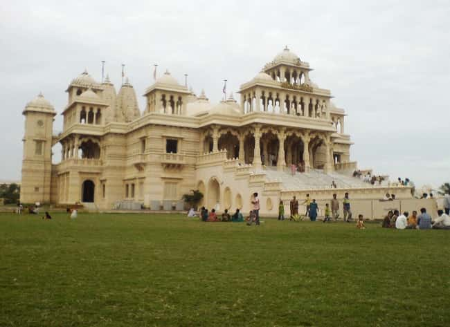 Sri Hari Mandir in Porbandar