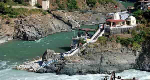 rudraprayag confluence
