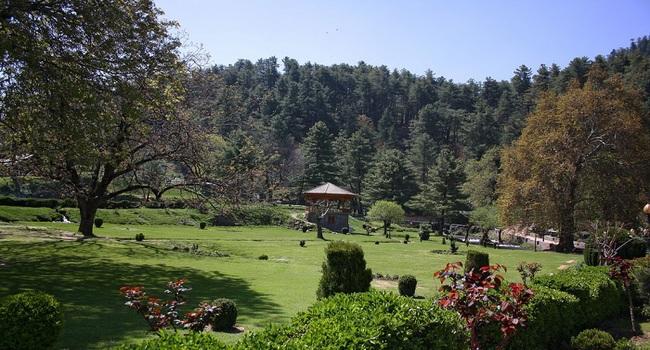 Kokernag Botanical Garden