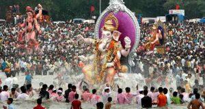 Ganesh Visarjan (Farewell)
