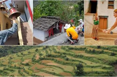 Lifestyle of Kumouni People