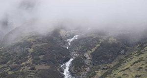 Mandakini River Coming Down from Glacier