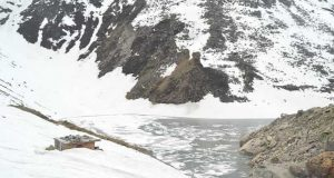 Satopanth Glacier Source of Alaknanda River