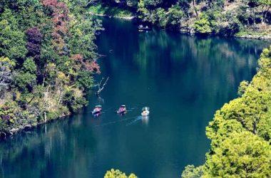 Enchanting View Sattal lake