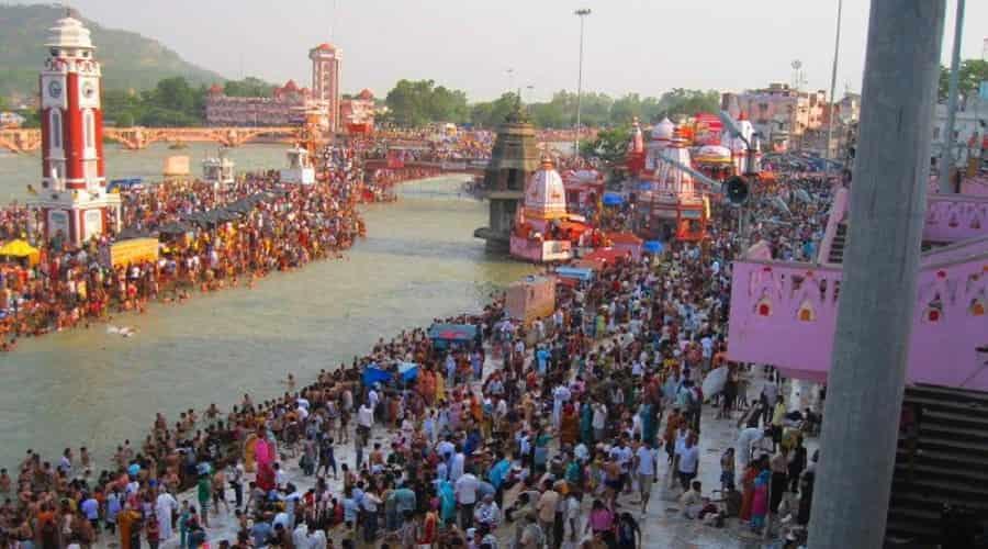 Ganga Dussehra, Uttarakhand