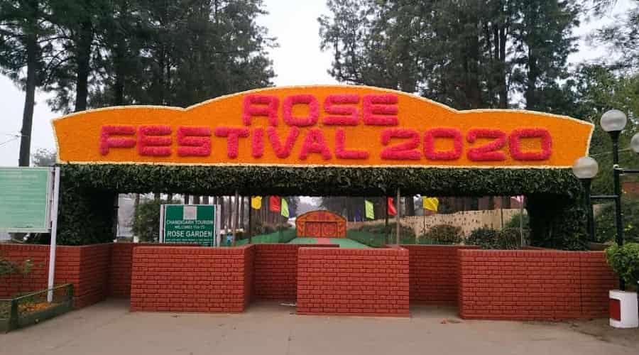 Gardens Festival, Haryana